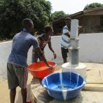 See the Impact of Clean Water - Targrin Health Post