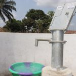 The Water Project: Sulaiman Memorial Academy Jr. Secondary School -  Clean Water Flowing