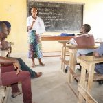 The Water Project: Sulaiman Memorial Academy Jr. Secondary School -  Discussing Bad Hygiene Practices
