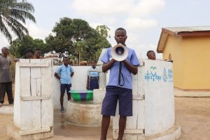 The Water Project:  Student Alhassan