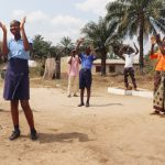 The Water Project: Sulaiman Memorial Academy Jr. Secondary School -  Celebrating The Well