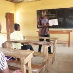 The Water Project: Sulaiman Memorial Academy Jr. Secondary School -  Teaching Latrine Use And Importance