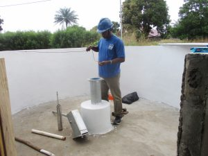 The Water Project:  Testing Well Depth And Static Level