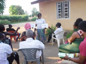 The Water Project:  Hygiene Facilitator Teaching