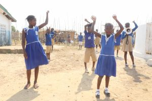 The Water Project:  Students Celebrating For Clean And Safe Drinking Water Provide For Them