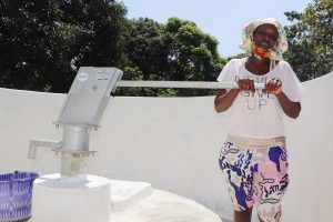 The Water Project:  Collecting Clean And Safe Water