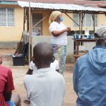 The Water Project: Lungi, Suctarr, #1 Kabbia Lane -  Handwashing Lesson