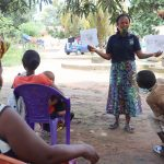 The Water Project: Lungi, Suctarr, #1 Kabbia Lane -  Comparing Practices Of Healthy And Unhealthy Communities