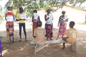The Water Project:  Disease Transmission Story Activity