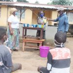 The Water Project: Lungi, Suctarr, #1 Kabbia Lane -  Handwashing Demonstrations