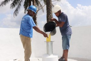 The Water Project:  Chlorination