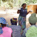 The Water Project: Lokomasama, Conteya Village -  Oral Rehydration Salts Lesson