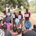 The Water Project: Lokomasama, Conteya Village -  Training Participants Lead An Activity