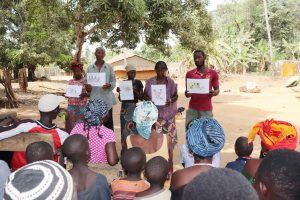 The Water Project:  Training Participants Lead An Activity