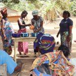 The Water Project: Lokomasama, Conteya Village -  Handwashing Session