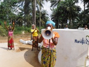 The Water Project:  Well Celebrations