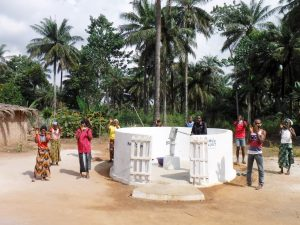 The Water Project:  Celebrating At The Well