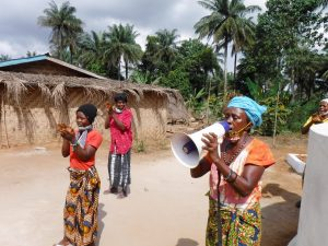 The Water Project:  Well Celebration