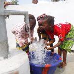 The Water Project: Lokomasama, Rotain Village -  Kids Celebrating Clean Water