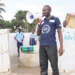 The Water Project: Sulaiman Memorial Academy Jr. Secondary School -  Teacher Amidu Mansaray