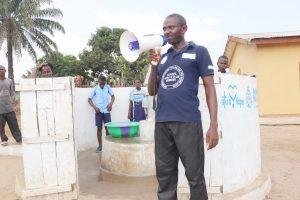 The Water Project:  Teacher Amidu Mansaray