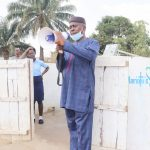 The Water Project: Sulaiman Memorial Academy Jr. Secondary School -  B S Kanu Supervisor Of Schools In Kamasondo And Lokomasama Chiefdom