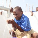The Water Project: - Kamasondo, Borope Village School