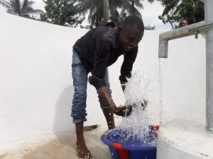 The Water Project:  Enjoying Clean Water