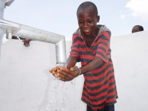 The Water Project:  Joyfully Looking At Clean Water