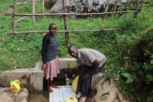 The Water Project:  Gloria And Josphat Zangu