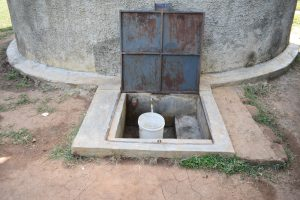 The Water Project:  Clean Safe Water Flowing