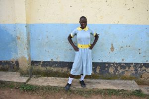 The Water Project:  Milcah Strikes A Pose