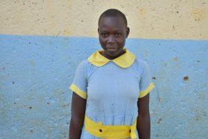 The Water Project:  Student Milcah