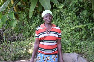 The Water Project:  Mama Christine