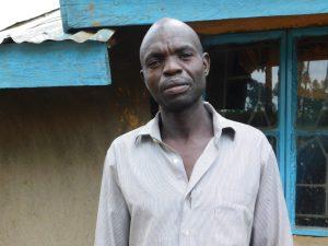 The Water Project:  Herbert Aseka