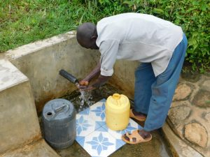 The Water Project:  Washing Hands At The Spring
