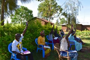 The Water Project:  Lively Training Session