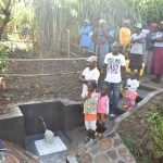 The Water Project: Musango Commnuity, Wabuti Spring -  Spring Management Session