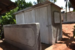 The Water Project:  Complete Latrines