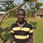 The Water Project: Indulusia Community, Osanya Spring -  Moses Khamoi