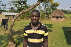 The Water Project:  Moses Khamoi