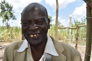 The Water Project:  Boniface Sayia