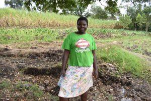 The Water Project:  Irene Mmbasu