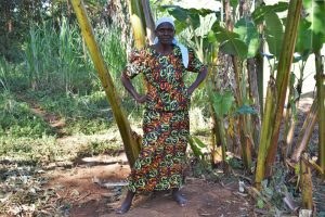 The Water Project:  Agnes Benson