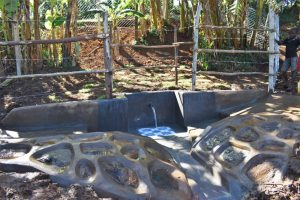The Water Project:  Completed Peter Yakhama Spring