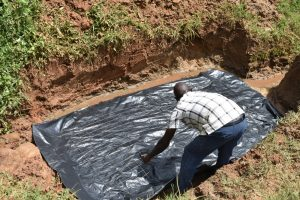 The Water Project:  Preparing The Foundation