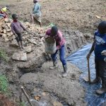 The Water Project: Mukhonje B Community, Peter Yakhama Spring -  Casting Foundation