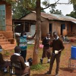 The Water Project: Kitagwa Secondary School -  Dental Hygiene Demonstration