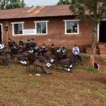 The Water Project: Kitagwa Secondary School -  Handwashing Demonstration