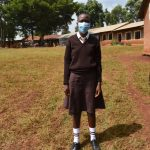 The Water Project: Kitagwa Secondary School -  Pauline